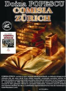 POSTER NEGRU COMISIA ZURICH