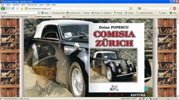 Doina Popescu  blogger