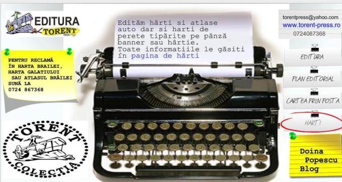 website editura Torent Press