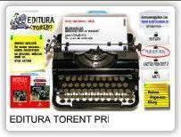 SITE EDITURA TORENT PRESS realizat de Doina Popescu