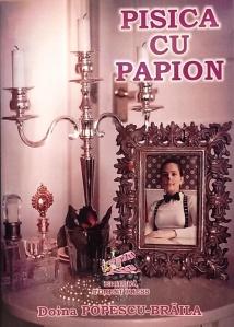 romanul Pisica cu papion