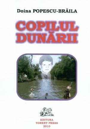 copilul Dunării coperta