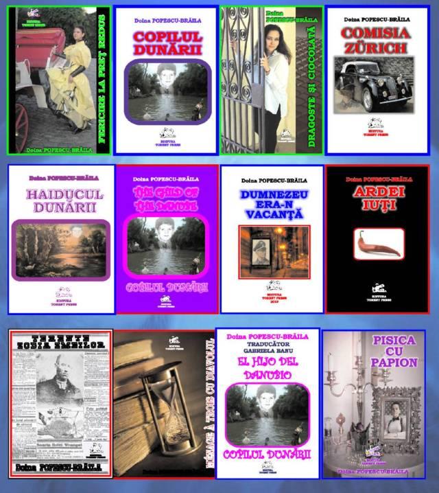 romane Doina Popescu-Braila
